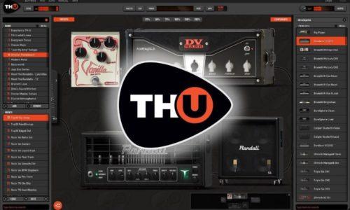 [DTMニュース]overloud-th-u-release