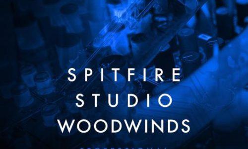 [DTMニュース]spitfire-studio-woodwinds-release