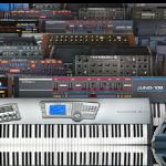 [DTMニュース]77モデルものハードシンセを収録した「Synths Anthology 2」がセール価格で販売中!