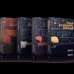 [DTMニュース]AcousticSamplesの4種のギター音源の収録されたバンドル「4-in-1 Guitar Bundle」がセール価格で販売中!