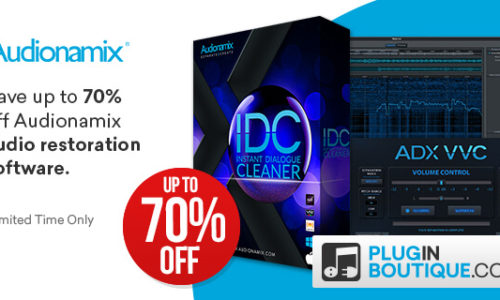 [DTMニュース]audionamix-plugin-sale-2019