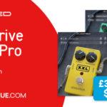 [DTMニュース]Audifiedの12のディストーションをエミュレートした「MultiDrive Pedal Pro」がセール価格で販売中!