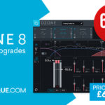 [DTMニュース]Plugin BoutiqueでiZotope「Ozone 8」&「Music Production Suite 2」が最大60%offのセール価格で販売中!