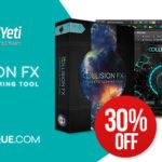 [DTMニュース]Sound YetiのKontakt用インストルメント「Collision FX」がセール価格で販売中!