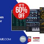 [DTMニュース]KV331 Audioの「Synthmaster Player」から各グレードへのアップグレード版が最大60%offのセール価格で販売中!