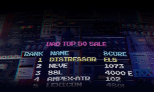[DTMニュース]universal-audio-2018-top-sales
