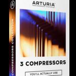 [DTMニュース]Arturiaからヴィンテージコンプレッサーをエミュレートした「Comp FET-76」「Comp VCA-65」「Comp TUBE-STA」が発売!