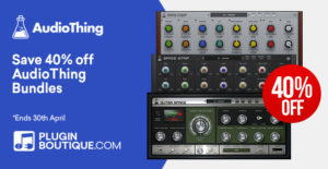 [DTMニュース]audiothing-anniversary-sale-2019-2