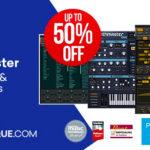 [DTMニュース]KV331 Audioの「Synthmasterシリーズ」各種が「Spring Sale」で最大52%offのセール価格で販売中!