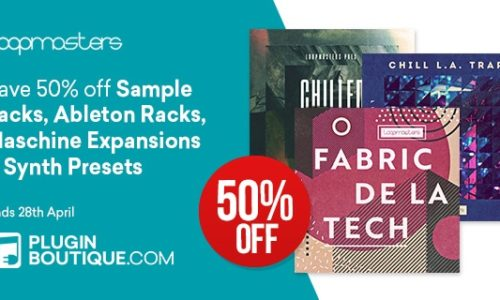 [DTMニュース]loopmasters-easter-sale-2019