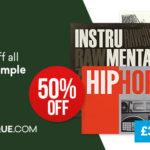 [DTMニュース]RawCutzが「Easter Sale」を開催中!Hip Hop系サンプルパックが50%offのセール価格で販売中!