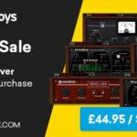 [DTMニュース]Soundtoysの「Spring Sale」が開催中!最大75%offのセール価格!