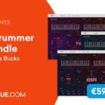 [DTMニュース]UJAMのバーチャルドラム「HEAVY」「PHAT」「SOLID」が収録されたバンドル「Virtual Drummer Bundle」がセール価格で販売中!
