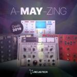 [DTMニュース]Acustica Audioが「A-May-Zing Deals 2019」を開催!各種プラグインが最大20%offのセール価格で販売中!