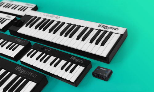 [DTMニュース]ik-multimedia-may-is-the-midi-month-2019