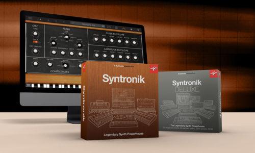 [DTMニュース]ik-multimedia-syntronik-sale-may-2019