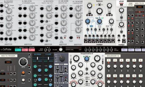 [DTMニュース]softube-modular-sale-2019