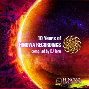 V.A. - 10 Years of HINOWA RECORDINGS front