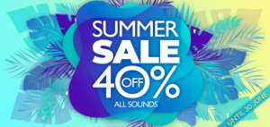 [DTMニュース]reveal-sound-summer-sale-2019-2