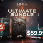 [DTMニュース]HIDDEN PATH AUDIOのBARRAGEとTRANZFORMが収録された「ULTIMATE BUNDLE」が76%offのセール価格で登場!