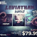 [DTMニュース]Black Octopusの「LEVIATHAN」1,2,3が収録された「LEVIATHAN BUNDLE」が73%offのセール価格で販売中!