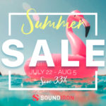 [DTMニュース]SOUNDIRONのサマーセールが開催中!シネマティックサウンドに最適なサンプルパックやソフト音源各種が33%offのセール価格で販売!