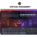 [DTMニュース]UJAM「Virtual Drummer」シリーズの最新版「Virtual Drummer 2」が発売!イントロセール最大80%off!