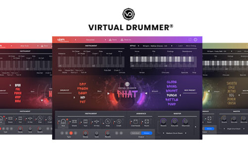 [DTMニュース]ujam-virtual-drummer-2-intro-sale