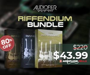 [DTMニュース]audiofier-riffendium-sale-2019-300x250