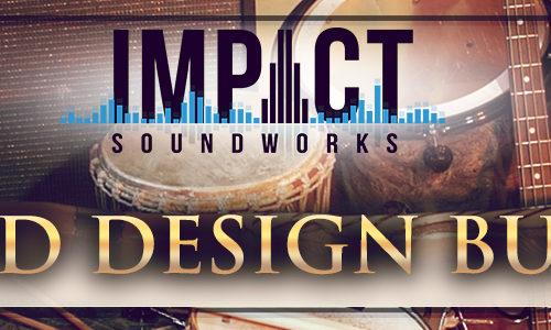 [DTMニュース]impact-soundworks-sound-design-sale-2019