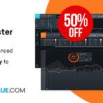 [DTMニュース]iZotopeの「Mix & Master Bundle」が期間限定で50%offの特別価格で販売中!