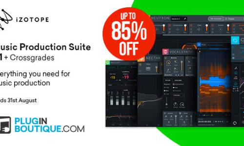 [DTMニュース]music-production-suite-2-sale-2019-1