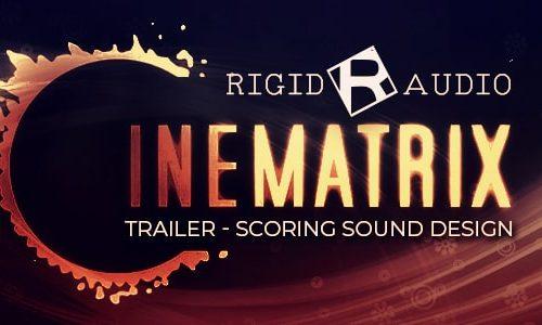 [DTMニュース]rigid-audio-cinematrix-synferno