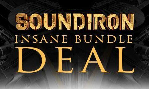 [DTMニュース]soundiron-insane-sale-2019