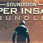[DTMニュース]SOUNDIRONのピアノやオルガン、パーカッションなど6種のライブラリを収録した「Super Insane Bundle」が35%offのセール価格で販売中!