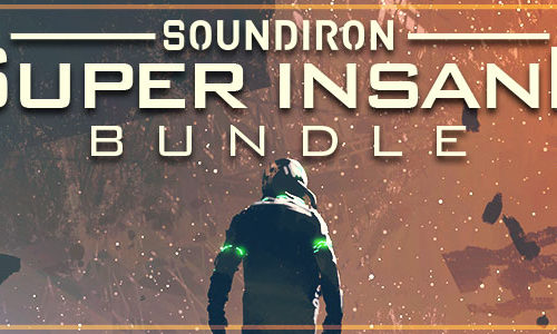 [DTMニュース]soundiron-super-insane-bundle-sale-2019