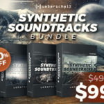 [DTMニュース]UEBERSCHALLのSynthetic Soundtracks1,2,3を収録した「Synthetic Soundtracks Bundle」が80%offのセール価格で登場!