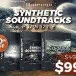 [DTMニュース]UEBERSCHALLのSynthetic Soundtracks1,2,3を収録した「Synthetic Soundtracks Bundle」が80%offのセール価格で登場!