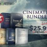 [DTMニュース]unEarthed Samplingの5つのサウンドライブラリを収録した「Cinematic Bundle」が80%offのセール価格で登場!