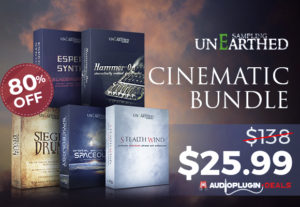 [DTMニュース]unearthed-cinematic-sale-2019-580x400