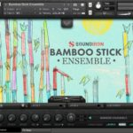 [DTMニュース]Soundironの『竹』をさまざまな方法で収録した「Bamboo Stick Ensemble」が25%offで販売中!