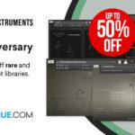 [DTMニュース]Cinematique Instrumentsが10周年記念のセールを開催中!Kontaktインストゥルメントなどが最大53%off!
