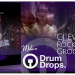 [DTMニュース]DRUM DROPSのドラムライブラリー「CJ Evans – Pocket Funk Grooves」が50%offのセール価格で販売中!