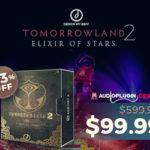 [DTMニュース]DESIGN MY BEATの「TOMORROWLAND 2 – Elixir of Stars」が83%offの特別オファーで提供中!