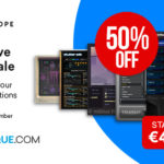 [DTMニュース]iZotopeの「Creative Flash Sale」が開催中!「Creative Suite」などが50%offのセール価格で販売!