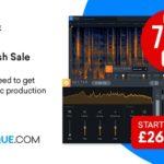 [DTMニュース]iZotopeが「Elements Flash Sale」を開催中!単体からバンドルまでElements製品が最大77%off!