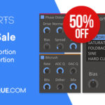 [DTMニュース]Kilohearts「Selected Snapins Sale」が開催中!「Bitcrush」「Distortion」「Phase Distortion」が50%off!