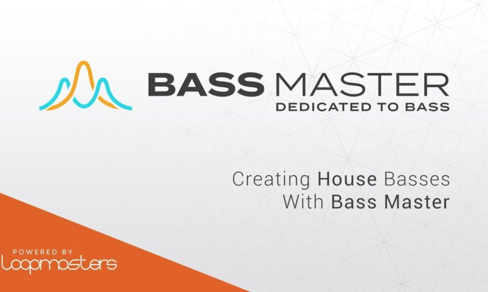 [DTMニュース]loopmasters-bass-master