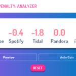 [DTMニュース]MeterPlugsのオンラインストリーミングサービスの再生音を再現する「Loudness Penalty」が30%offのセール中!