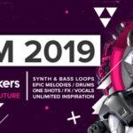 [DTMニュース]Singomakersのサンプルパック「EDM 2019」が84%offのセール価格で登場!